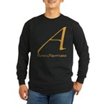 Out Campaign Long Sleeve Dark T-Shirt