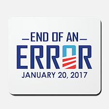End Of An Error Mousepad