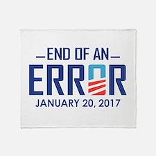 End Of An Error Throw Blanket