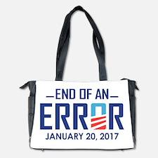 End Of An Error Diaper Bag