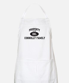 Property of Connolly Family BBQ Apron