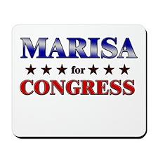 MARISA for congress Mousepad