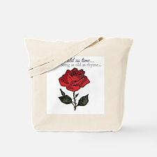 Unique Red rose Tote Bag