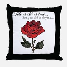 Unique Beautiful roses Throw Pillow