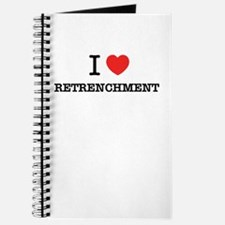I Love RETRENCHMENT Journal