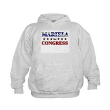 MARIELA for congress Hoodie