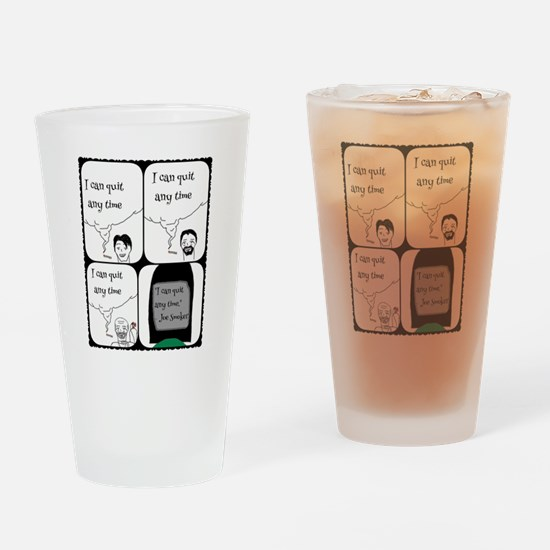 Unique Smoking Drinking Glass