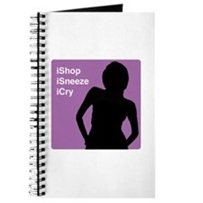 Cute Body crying Journal