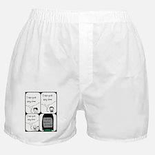 Cute Quit smoking Boxer Shorts