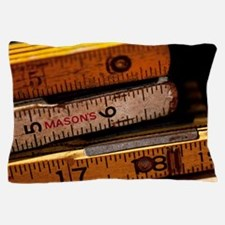 Brick Masons Rule Pillow Case