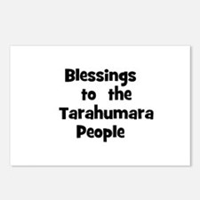 Blessings  to  the  Tarahumar Postcards (Package o