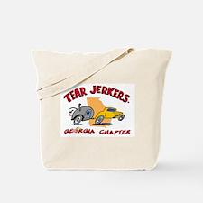 Teardrop trailer Tote Bag