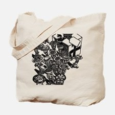 Gift of International Food Tote Bag