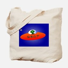 Funny New years Tote Bag