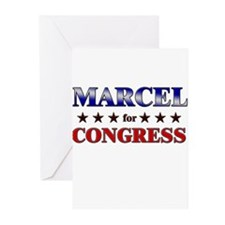 MARCEL for congress Greeting Cards (Pk of 20)