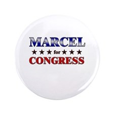 """MARCEL for congress 3.5"""" Button"""