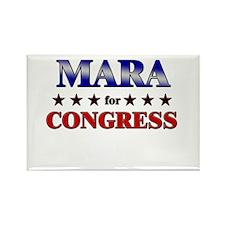 MARA for congress Rectangle Magnet