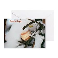 SantaSaysCard Greeting Cards