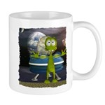 Al Alien In Space Mug