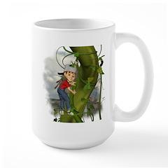 Jack and the Beanstalk Sky High Mug