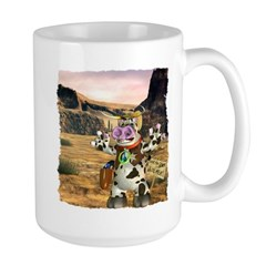 Billy Bull On the Range Mug
