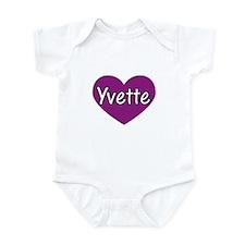 Yvette Infant Bodysuit