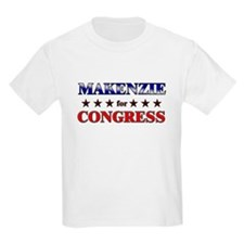 MAKENZIE for congress T-Shirt