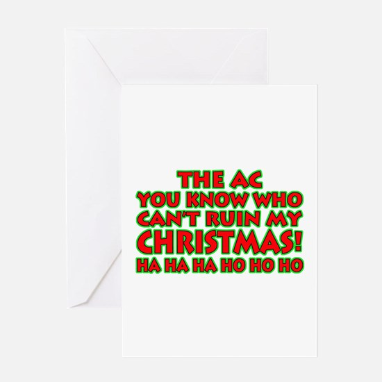 Support Christmas! Greeting Card