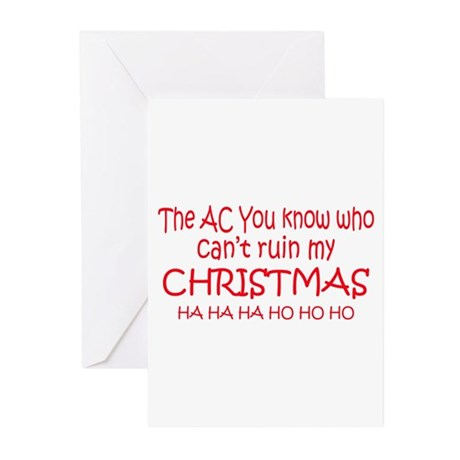 Merry Christmas To Me Greeting Cards (Pk of 20)