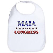 MAIA for congress Bib