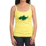 Cute Shark Jr. Spaghetti Tank