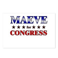MAEVE for congress Postcards (Package of 8)
