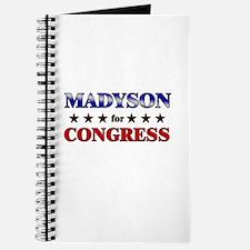 MADYSON for congress Journal