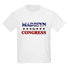 MADISYN for congress T-Shirt