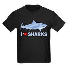 I Love Sharks T
