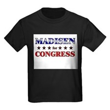 MADISEN for congress T