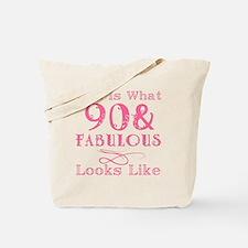 Cute Grandmother celebration Tote Bag
