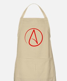 Red A Apron