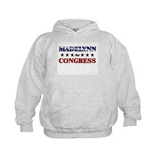 MADELYNN for congress Hoodie