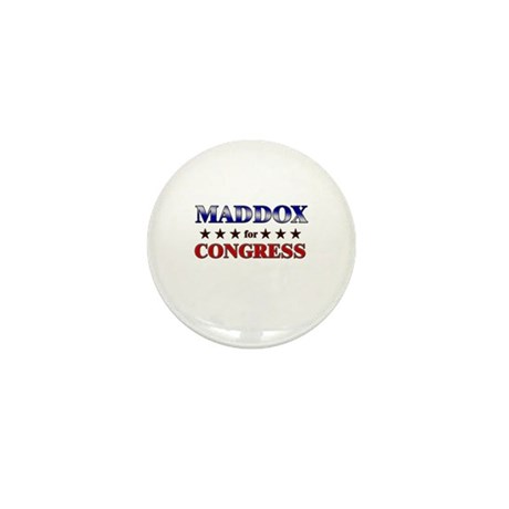 MADDOX for congress Mini Button (10 pack)