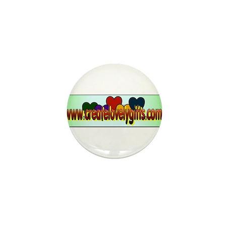 createlovelygifts.com Mini Button