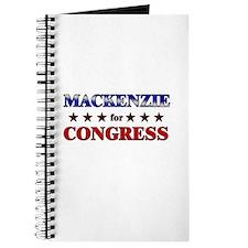 MACKENZIE for congress Journal