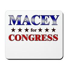 MACEY for congress Mousepad