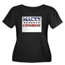 MACEY for congress T