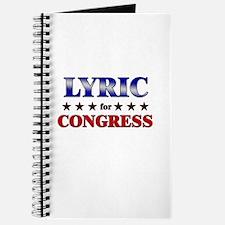 LYRIC for congress Journal