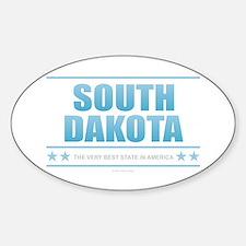 South Dakota Decal