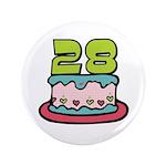 28th Birthday Cake 3.5
