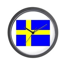 How Swede it is! Wall Clock