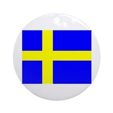 How Swede it is! Ornament (Round)