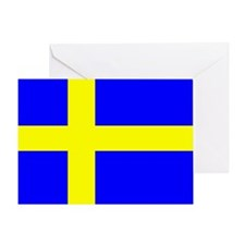 How Swede it is! Greeting Card